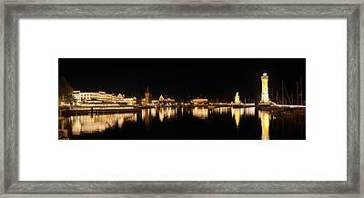 Lindau Framed Print by Marc Huebner