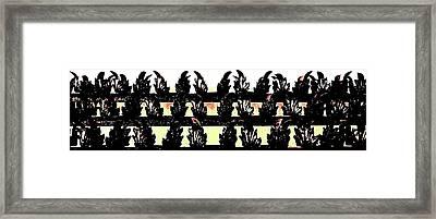 Litany Framed Print by Katy Granger