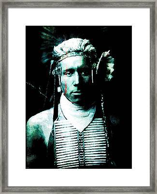 Little Daylight Crow 2 Framed Print by Otis Porritt