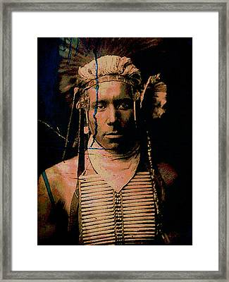 Little Daylight Crow Framed Print by Otis Porritt