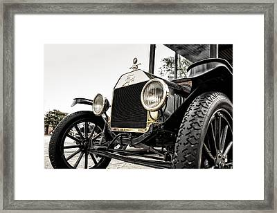 Lizzy Framed Print by Caitlyn  Grasso