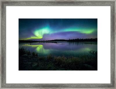 Loken I Pasvik Framed Print by Roy Haakon Friskilae