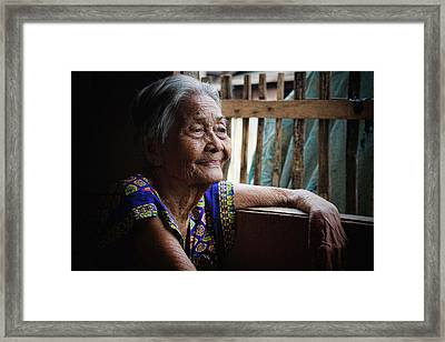 Lola Framed Print by James BO  Insogna