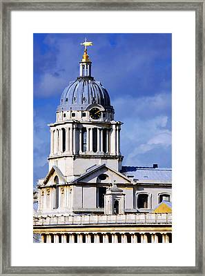 London Blues Framed Print by Stephen Anderson