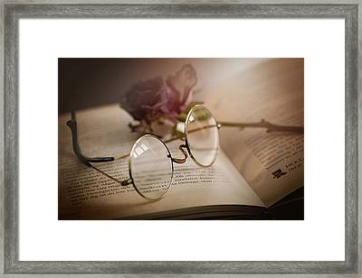 Long Time Ago Framed Print by Cindy Grundsten