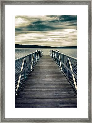 Longing Framed Print by Jessica Jenney