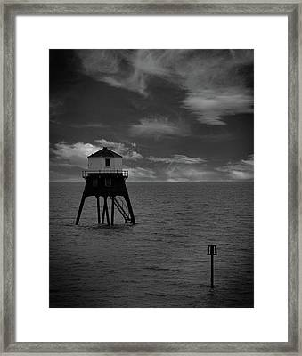 Look Out Framed Print by Martin Newman