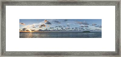 Looking Forward Framed Print by Jon Glaser