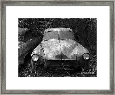 Lost Chevy Framed Print by Arni Katz