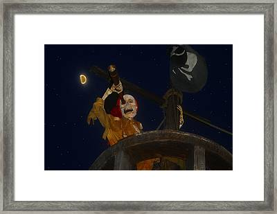 Lost Dutchman Framed Print by David Lee Thompson
