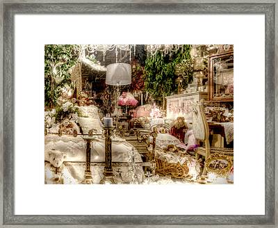 Lost In A Dream Framed Print by Vicki Jauron