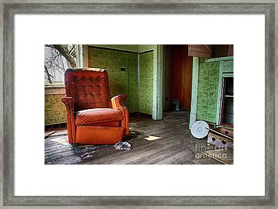 Lost In Time 12 Framed Print by Bob Christopher