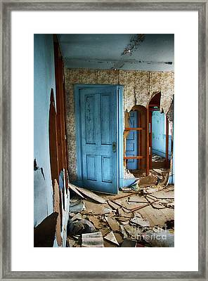 Lost In Time 14 Framed Print by Bob Christopher