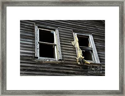 Lost In Time 15 Framed Print by Bob Christopher