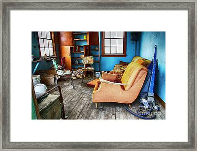 Lost In Time 18 Framed Print by Bob Christopher