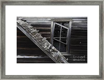 Lost In Time 2 Framed Print by Bob Christopher