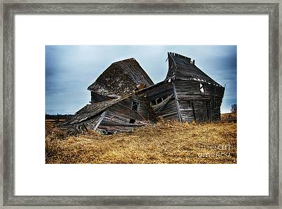 Lost In Time 3 Framed Print by Bob Christopher