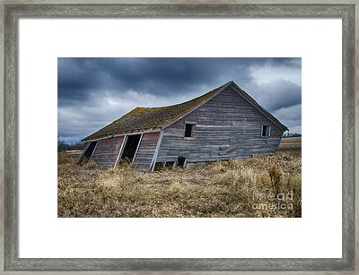 Lost In Time 4 Framed Print by Bob Christopher