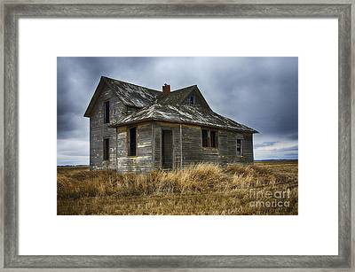 Lost In Time 5 Framed Print by Bob Christopher