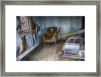 Lost In Time  Framed Print by Bob Christopher