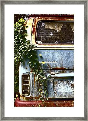 Lost In Time Framed Print by Carolyn Marshall