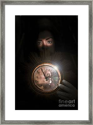 Lost In Time Framed Print by Jorgo Photography - Wall Art Gallery