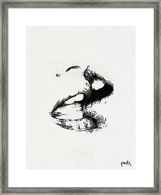 Lost Lovers Framed Print by Turtle Caps