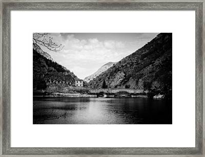 Lost Not Forgotten - Landscapes Of Italy Framed Print by Andrea Mazzocchetti