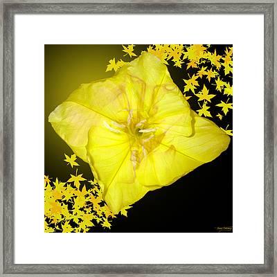 Love Glow Framed Print by Torie Tiffany