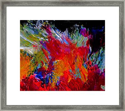 Love Framed Print by Michael Durst
