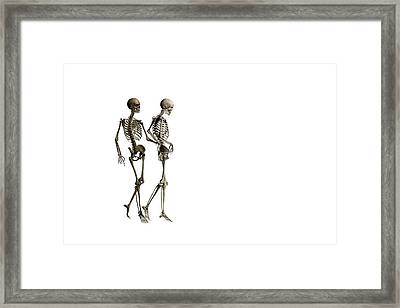 Love Remains Framed Print by Betsy Knapp