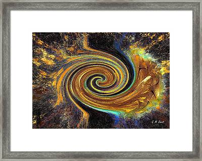 Loves Attraction Framed Print by Michael Durst
