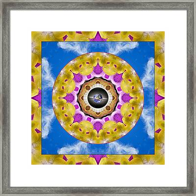 Lucid Dreaming Framed Print by Bell And Todd