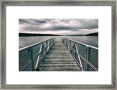 Luminescent Framed Print by Jessica Jenney