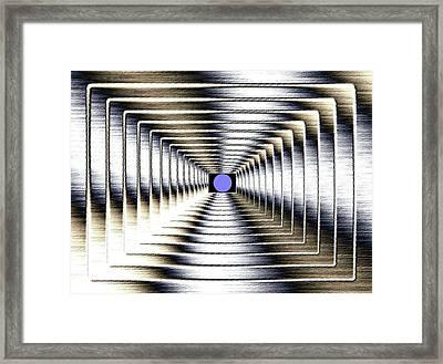 Luminous Energy 6 Framed Print by Will Borden