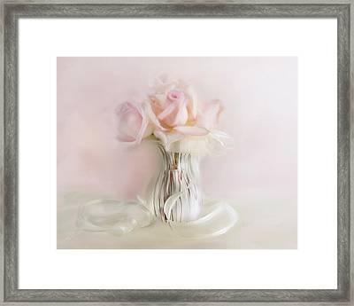 Luscious Framed Print by Theresa Tahara