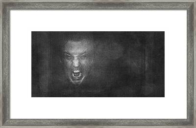 Madness Framed Print by Scott Norris