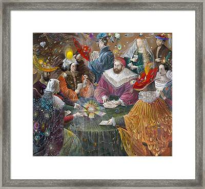 Madrigal Framed Print by Annael Anelia Pavlova