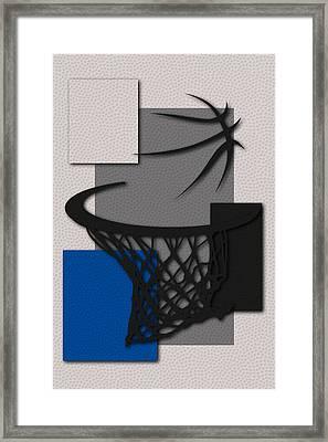 Magic Hoop Framed Print by Joe Hamilton