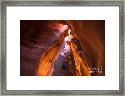 Magic Light Framed Print by Thomas Jones