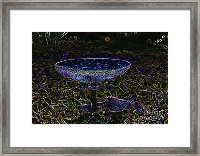 Magic Mushroom Framed Print by David Lee Thompson