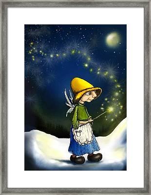 Magical Hope Framed Print by Hank Nunes
