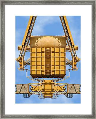 Magical Machinery 1 Framed Print by Wendy J St Christopher