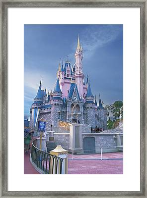 Magical Moments Framed Print by Ryan Crane