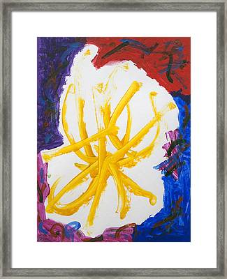 The Magician 1 Framed Print by Stormm Bradshaw