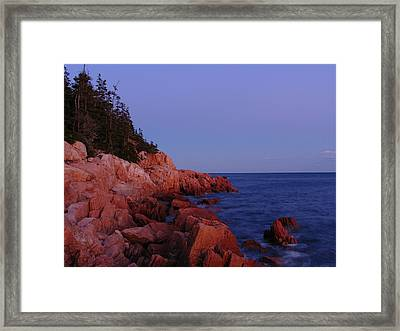 Maine Acadia Np  Framed Print by Juergen Roth