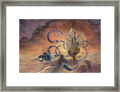 Majestic Accord Framed Print by Jeff Brimley