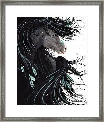 Majestic Dreams #138 Framed Print by AmyLyn Bihrle