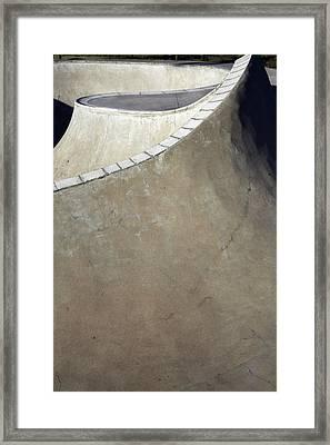 Make America Skate Again Framed Print by Ross Odom