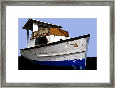Makeshift Framed Print by David Lee Thompson